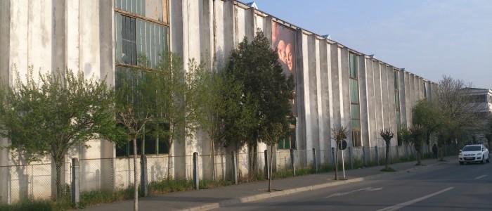 Vanzare Hala industriala de 6000 mp in Sibiu