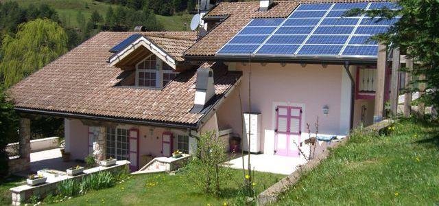 Vindem vila statiunea de ski Trentino Italia