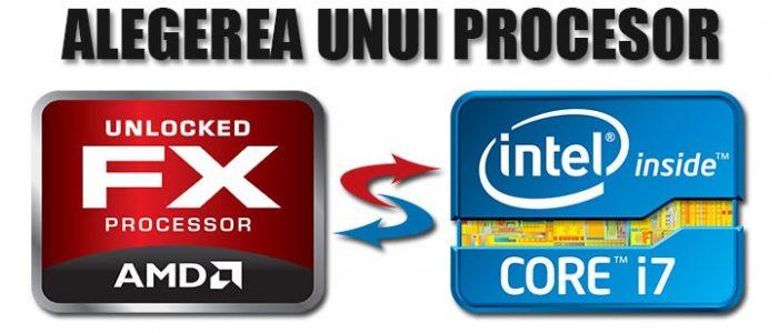 Ce este procesorul si cum alegem un procesor?