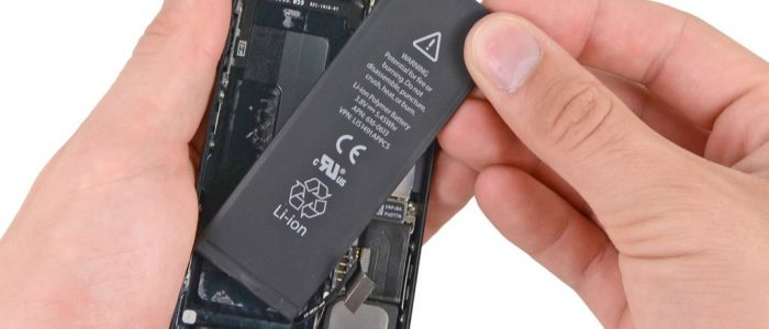 Cum se face schimbarea bateriilor la iPhone?