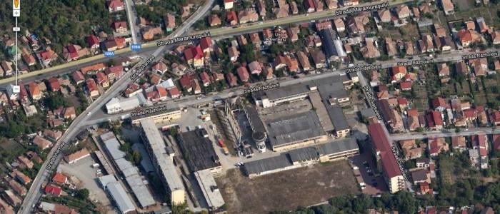Teren de 36400 mp de vanzare in Cluj Napoca
