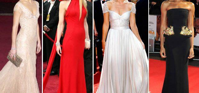 Va numarati printre norocoasele imbracate cu cele mai frumoase rochii de ocazie?