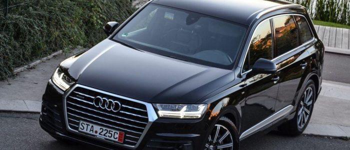 Unde se poate inlocui parbrizul unui Audi Q7?