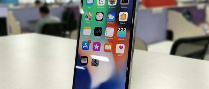 Ce probleme poate intampina un dispozitiv iPhone X?