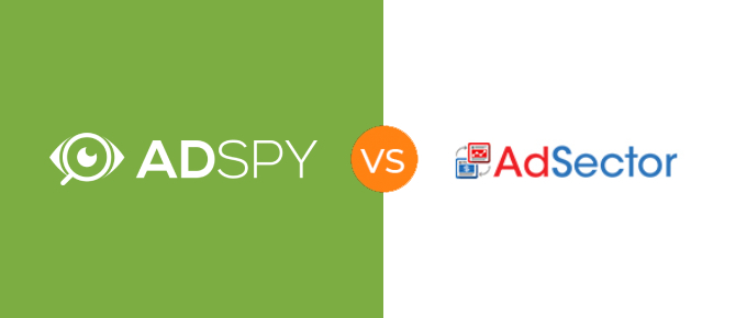 AdSpy vs. AdSector