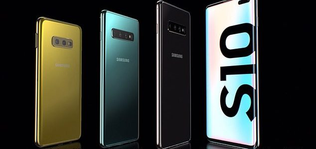 Stergere memorie cache pe Samsung Galaxy S10/S10+