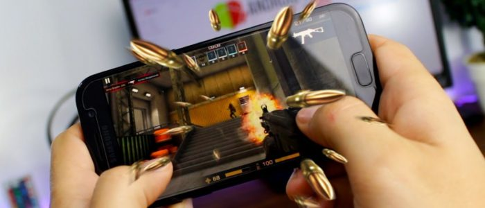 Jocuri noi de actiune pentru telefonul mobil