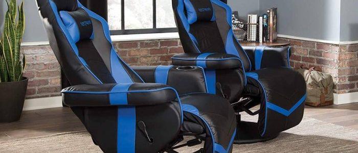 Cel mai bun scaun gaming cu masaj si suport de picioare