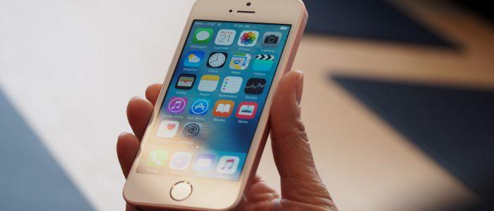 Relaţia dintre un display iPhone şi vederea utilizatorului