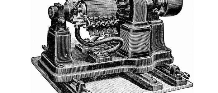 Cum au fost inventate motoarele electrice?